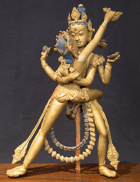 Four-armed Samvara