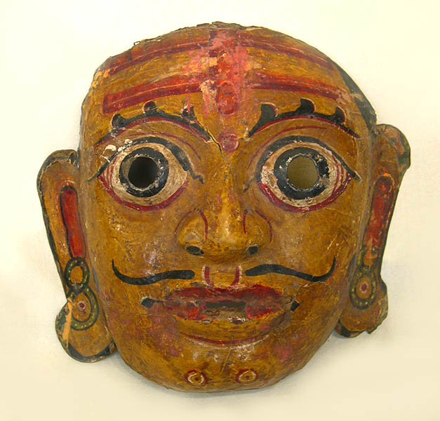 Newar Mask