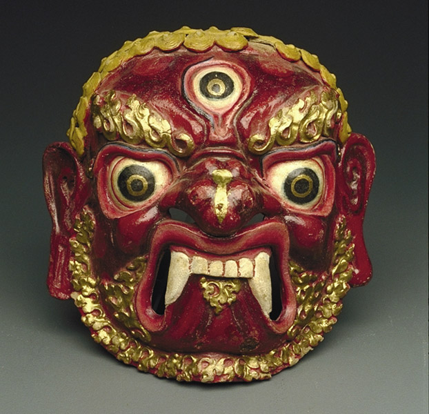 Wrathful Mask